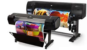 Plotter HP Designjet Z5400 – 42