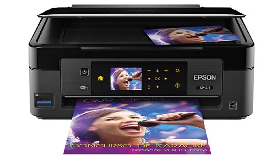Impresora Multifuncional Epson Expression XP-411.peru