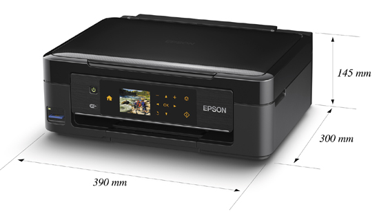 Impresora Multifuncional Epson Expression XP-411.trujillo