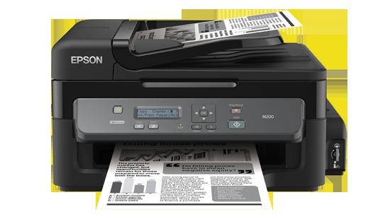 Impresora Multifuncional Epson WorkForce M200.peru