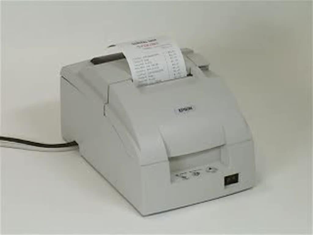 Impresora Termica Epson TMU-220A.lima