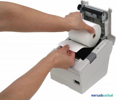 impresora termica tm-t88v usb.cusco